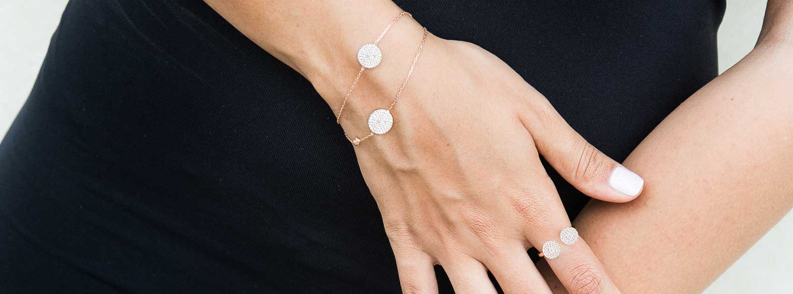 Edellie jewelry shop - discover our collections