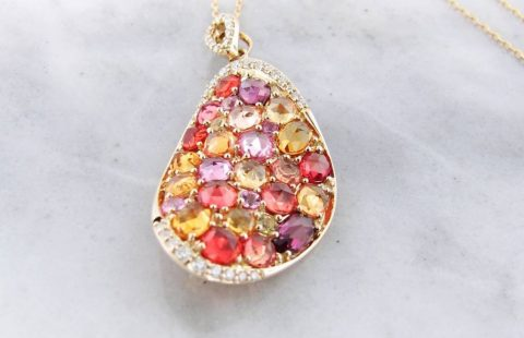 History and appeal of gemstone jewels