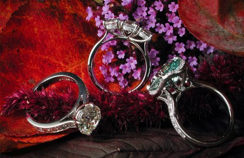 About historical Russian Jewellery